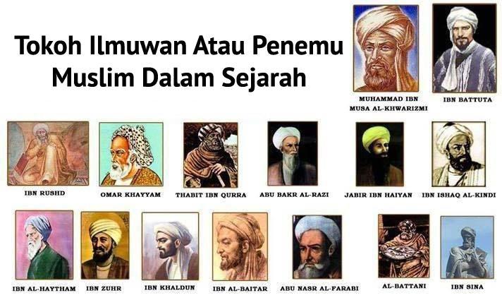 Tokoh Ilmuwan Atau Penemu Muslim Terhebat Dalam Sejarah
