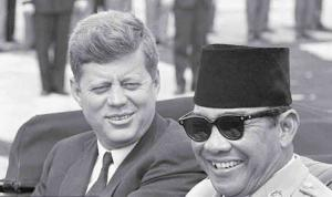 Indonesia and America – When Ir.Soekarno made the United States Government Headache