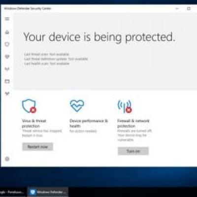 Cara Menonaktifkan Sementara dan Permanen Antivirus Di Windows 10